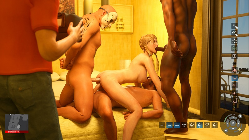 porn game girl fucked in grand fuck auto orgy